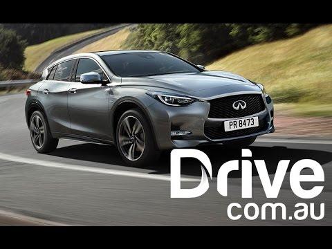 2016 Infiniti Q30 First Drive Review Drive.com.au