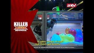 Setelah melewati lorong tolong, Geeta udah kayak donat gula! - Killer Karaoke Indonesia