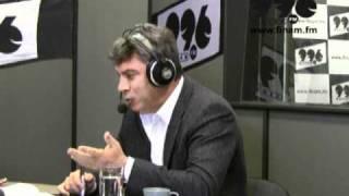 Слушатели ФИНАМ FM против Бориса Немцова