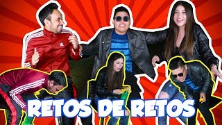 RETO DE RETOS FT. WEREVERTUMORRO Y FERNANDA BLAZ / ELSUPERTRUCHA