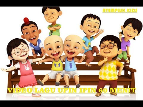 Video For Kids - Video Anak - Sing Along Lagu Upin Ipin 60 Menit Compilation