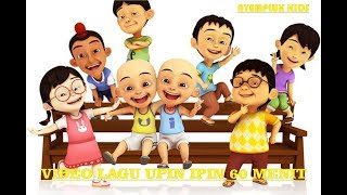 Gambar cover Video For Kids - Video Anak - Sing along Lagu Upin Ipin 60 Menit Compilation