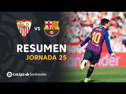 Resumen de Sevilla FC vs FC Barcelona (2-4)