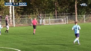 Hoogeveen TV   samenvatting Hardenberg'85   Hoogeveen zaterdag 27 10 2018