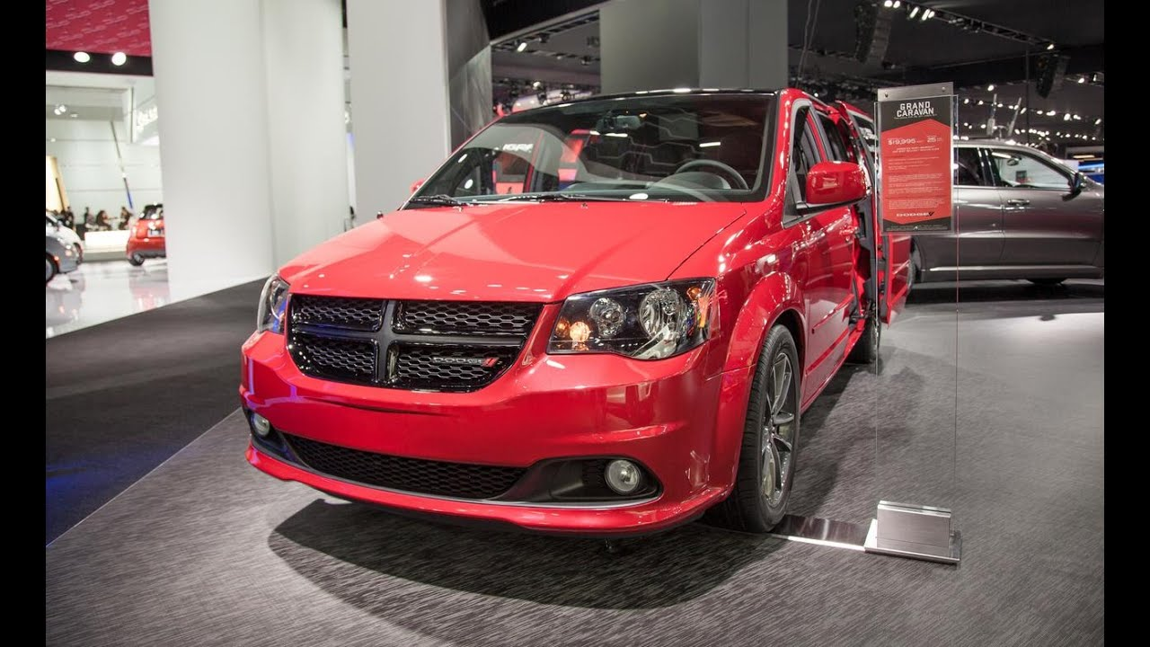 Best Cars Ever 2015 Dodge Grand Caravan First Look Review  YouTube