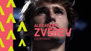Alexander Zverev player profile