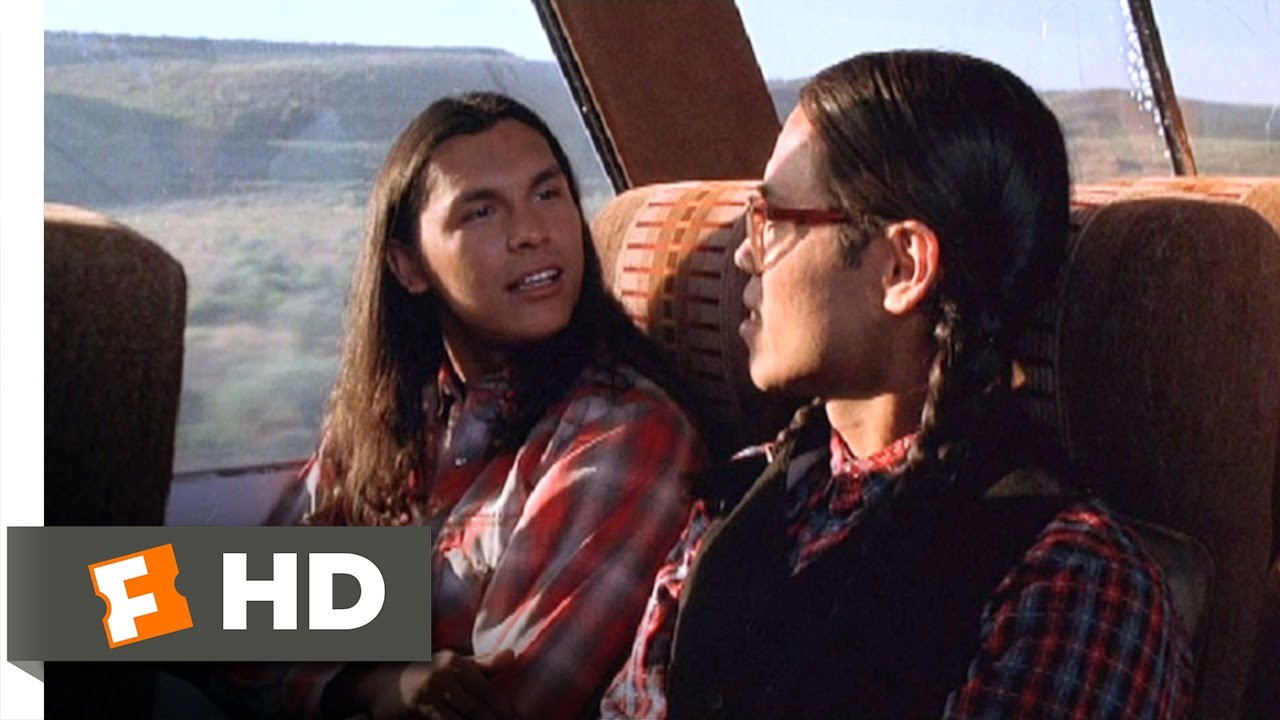 smoke signals character analysis
