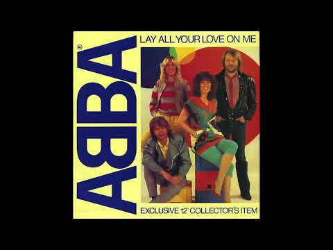 ABBA - Lay All Your Love On Me (1980)