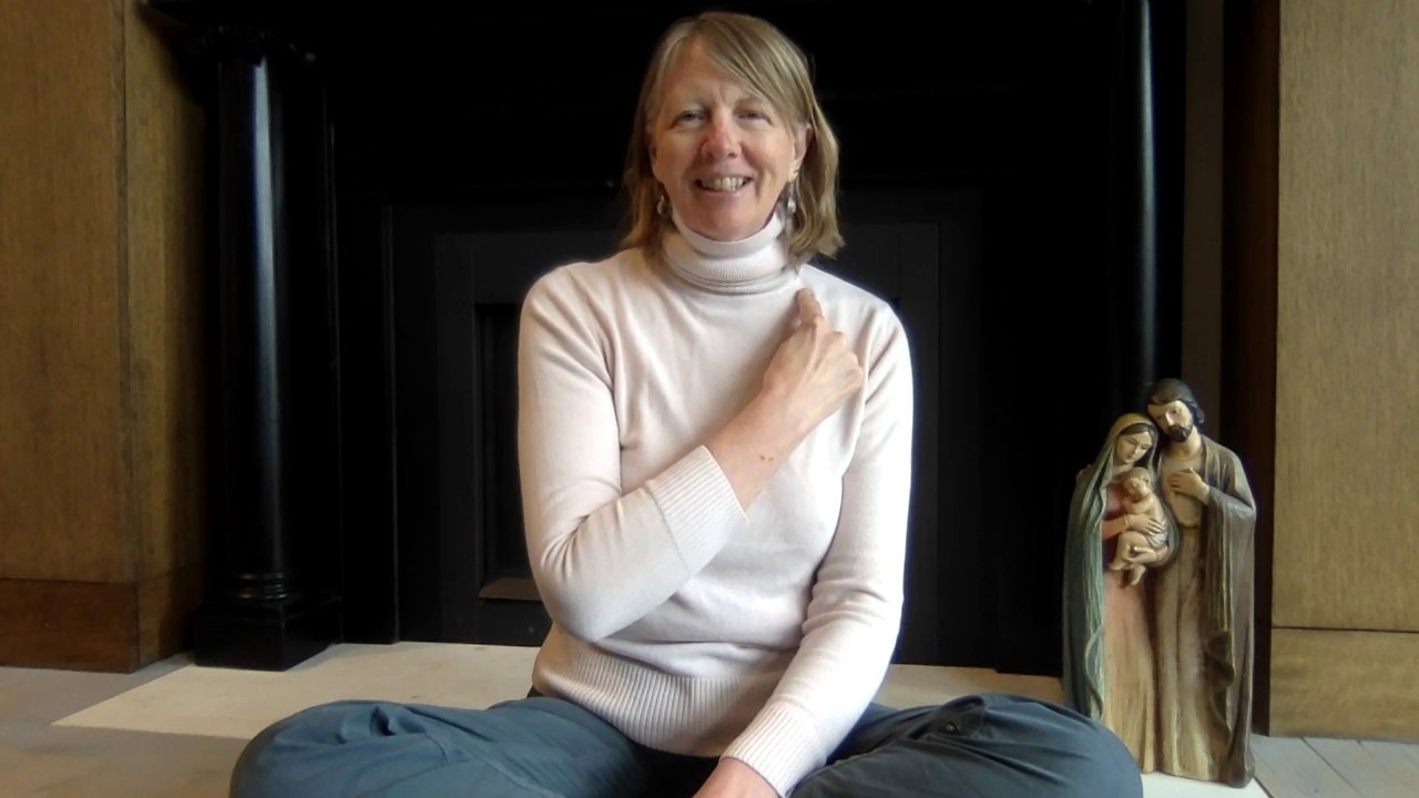 3 Acupressure holds for anxiety relief - YouTube