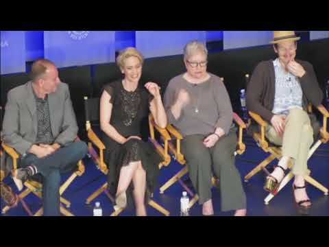 american horror story cast - cute & funny moments (part 1)