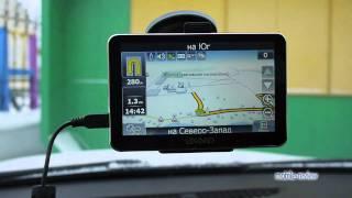 видео GPS-навигаторы Lexand серии SG