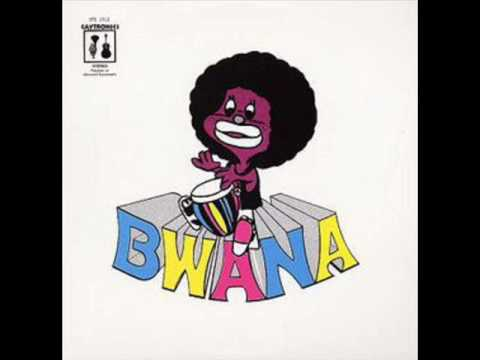 BWANA - Tema De Bwana , 1972 , Latin Funk , Psych , Hammond , Nicaragua