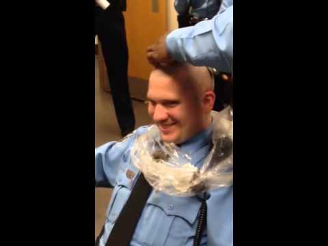 Police Hair Cut Youtube