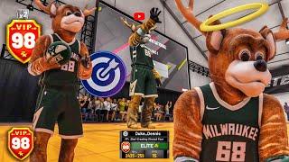 NBA 2K19 BEST CENTER BUILD