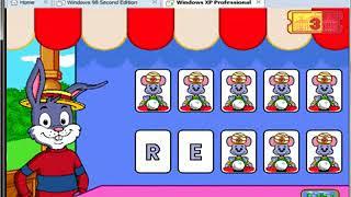Reader Rabbit Preschool - Part 15: Mouse Match (Ticket 3)