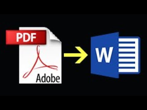 how-to-convert-pdf-to-word-document-offline