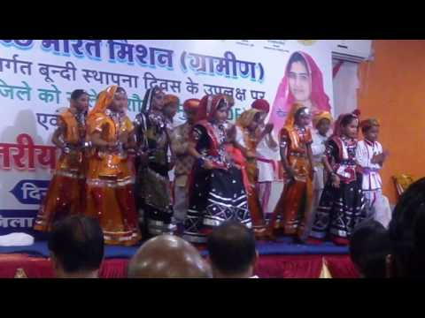dance of aao ni padharo mare desh song