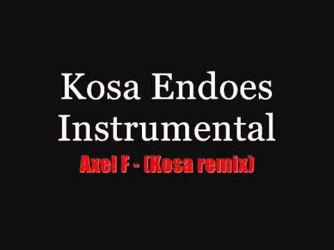 Kosa Endoes Instrumental - Axel F (Kosa remix)