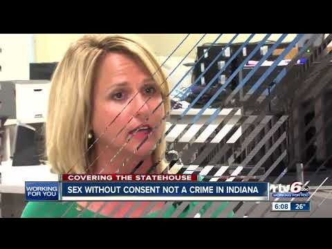 Sex Without Consent Not A Crime In Indiana