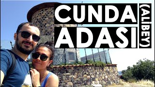 CUNDA ADASI - Taksiyarhis Kilisesi, Rüzgar Değirmeni, Despotun Evi...   Gezi Günlükleri