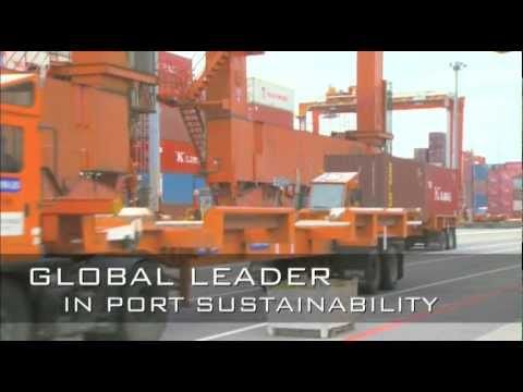Port of Vancouver: Container sector