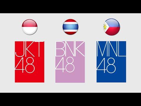 Koisuru Fortune Cookie JKT48 x BNK48 x MNL48