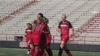 SEMO Soccer | Redhawks defeat Austin Peay 2-1 - Oct. 21, 2018