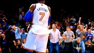 "New York Knicks 2016-2017 ""The Big 3"""