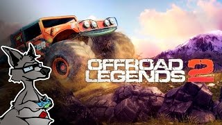 Offroad Legends 2 ( Gameplay / Review / Análise ) ( iOS / Android )
