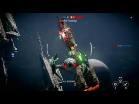 STAR WARS™ Battlefront™ II Friendly Goodbye