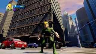 Disney Infinity 2.0 Marvel Superheroes – Iron Fist in the New York City Spider-Man Playset