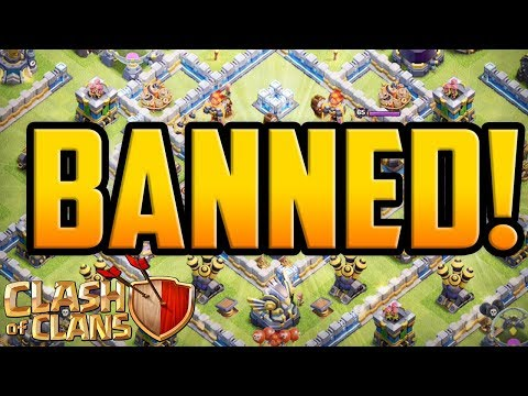 Clash Of Clans 'BANNED' - The FULL Story With NEW Information!