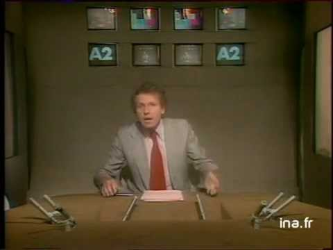 JT Antenne 2 20H : EMISSION DU 07 JUIN 1977 - Archive vidéo INA