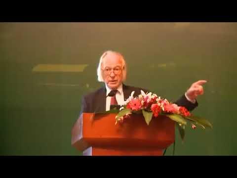 Oxford University Atheist Professor Destroys Darwin Evolution - Professor Denis Noble