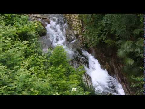 Enroute Cittiglio Waterfall, Italy
