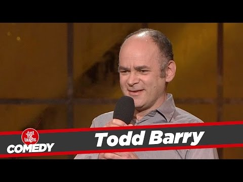 Todd Barry Stand Up  2013