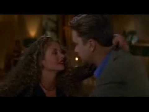 Rebecca Gayheart Tries To Seduce Tim Robbins In Nothing To Lose 1997
