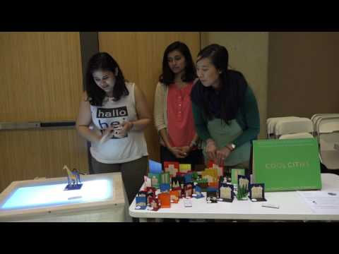 Cool Cities | Stanford University Beyond Bits and Atoms Expo