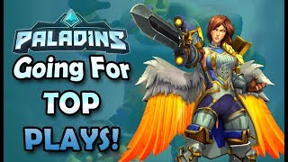 Paladins - NCC Wizards Squad Action & 1v1's!