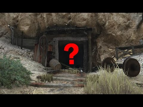SOLVING THE GTA 5 MYSTERY: DEAD BODY IN THE CAVE! ** What Does It Unlock? **