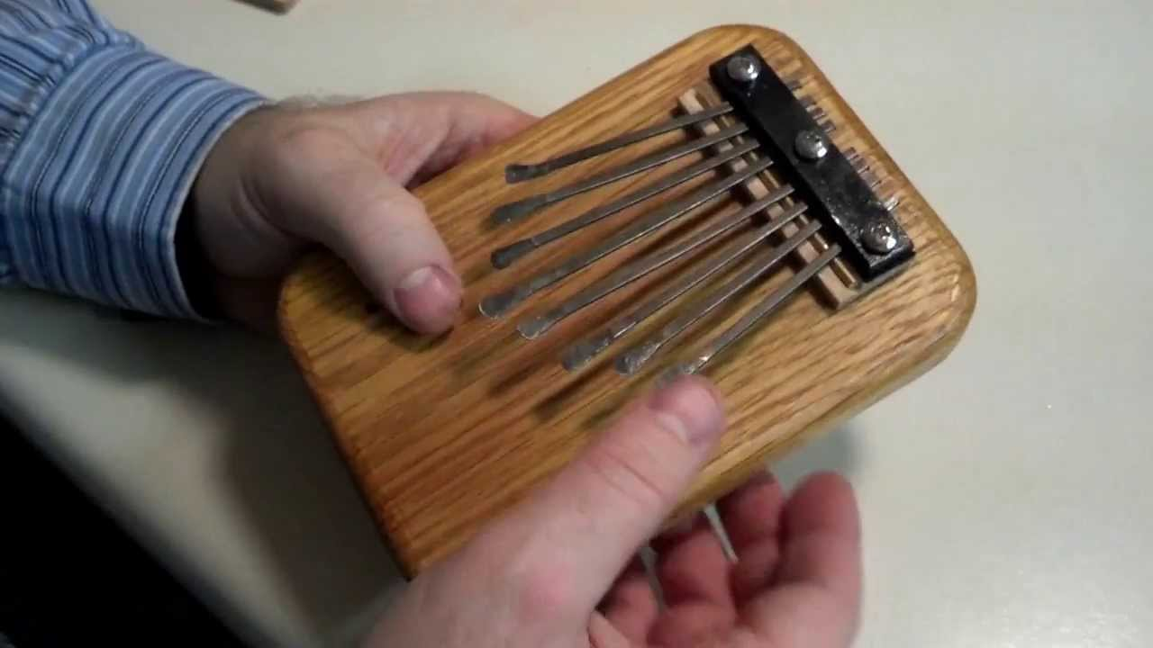 piano thumb making a