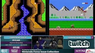 Rygar race by ShiningDragoon and Darkwing Duck in 23:17 - SGDQ 2016 - Part 109