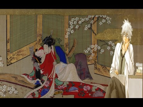 "Let`splain: ""shunga(春画) Erotic in Japan"" feat Ginpachi Sensei"