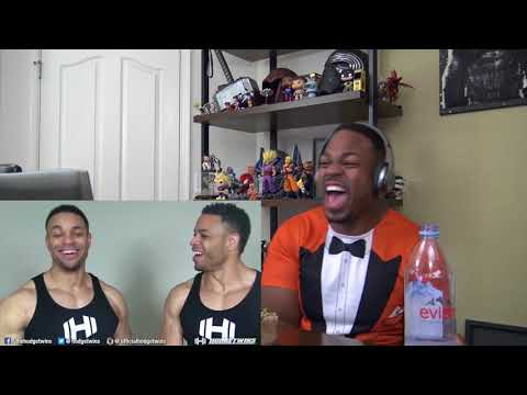 HODGETWINS DISRESPECTING FANS - PART 1 - REACTION!!!