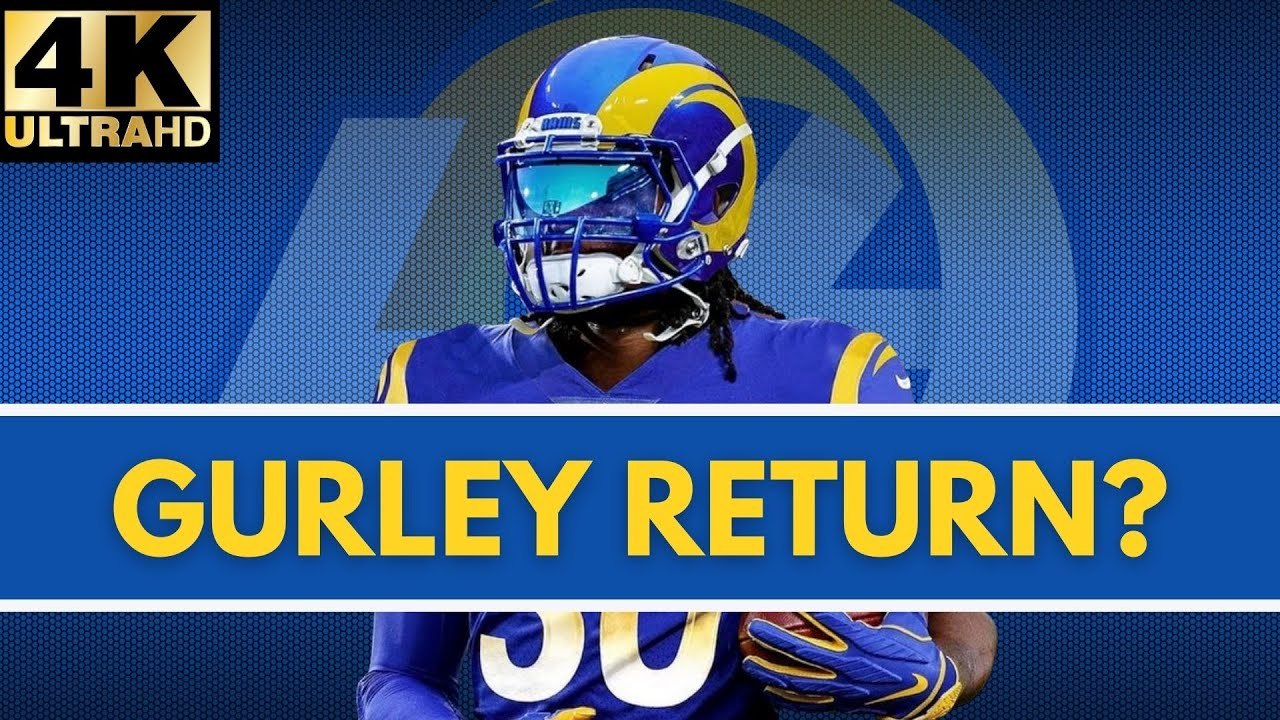 Download Todd Gurley Rams REUNION makes too much sense