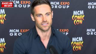 Orphan Black Dylan Bruce Interview (Part 1)