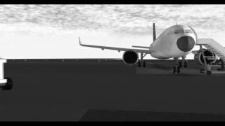 NA Roblox Commercial - Black & White