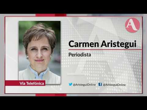 Así inició #AristeguiEnVivo este 12 de septiembre 2018
