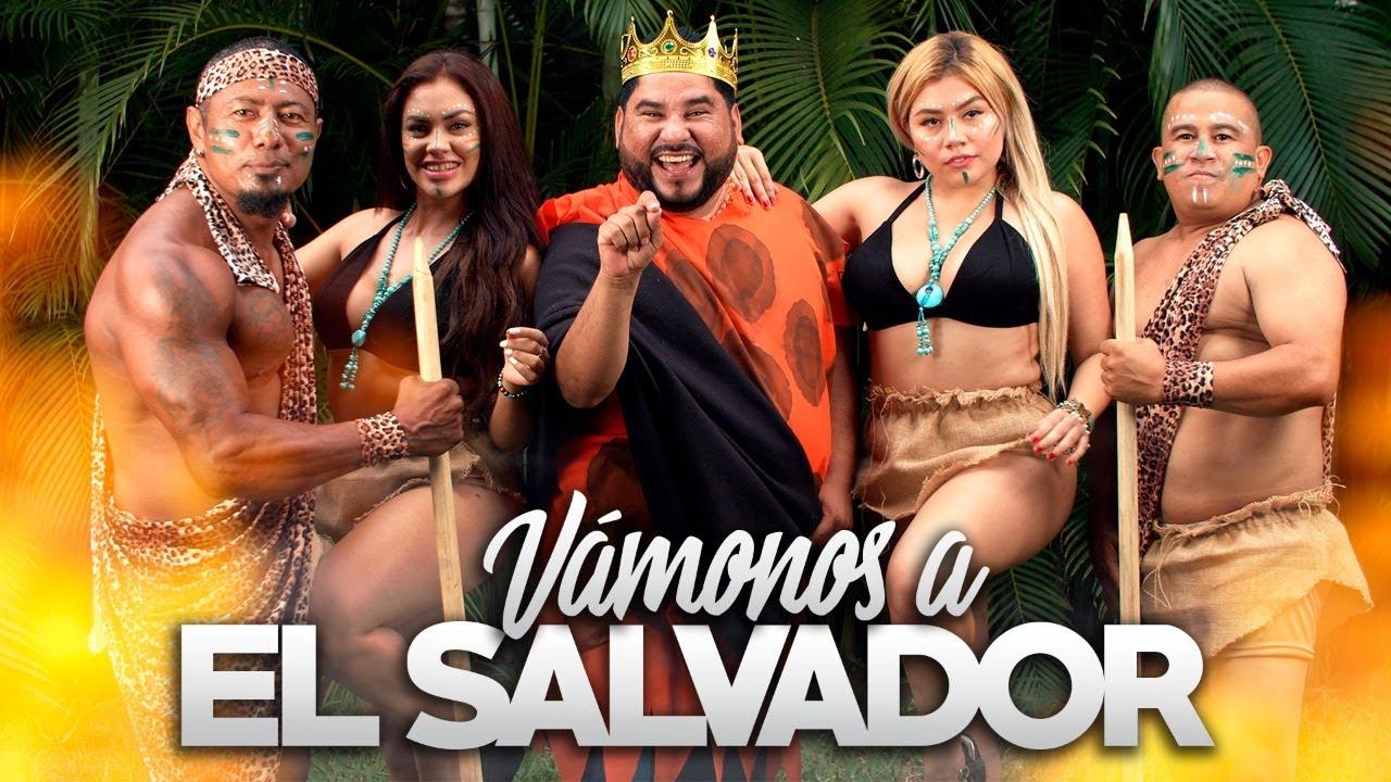 Vamonos a El Salvador - JR