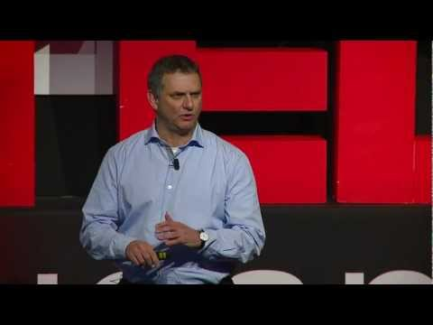 Beyond focussing and towards noticing: Ben Bryant at TEDxLausanne